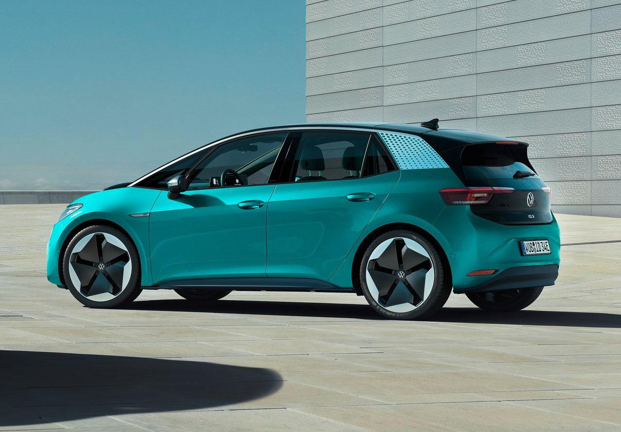 El Volkswagen ID.3 es parte del proyecto de electrificación
