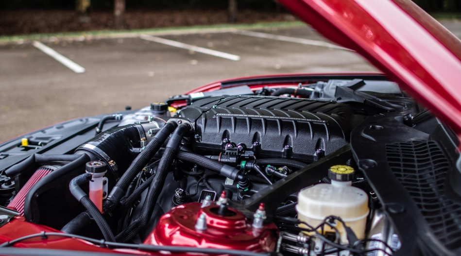Ford Mustang Project M