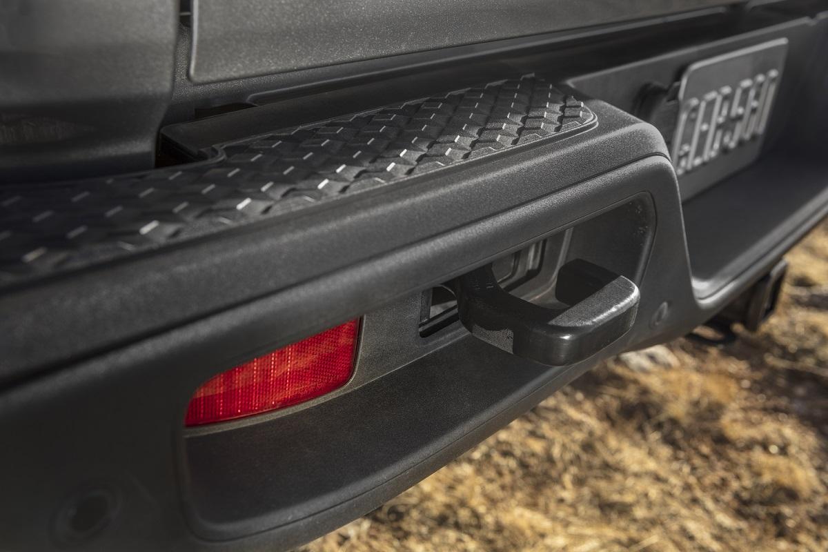 Ganchos fascia Jeep Gladiator Overland 2020