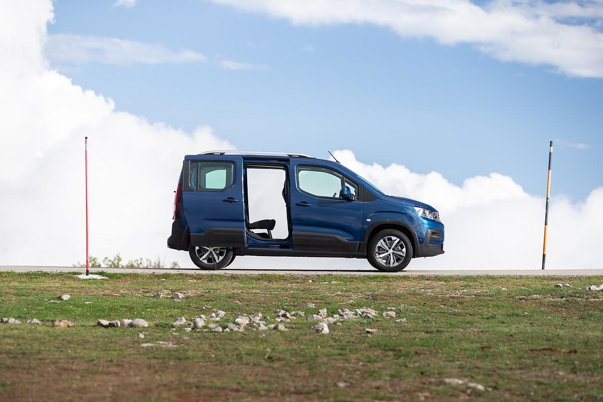 Peugeot Rifter Allure 2020 resena opiniones