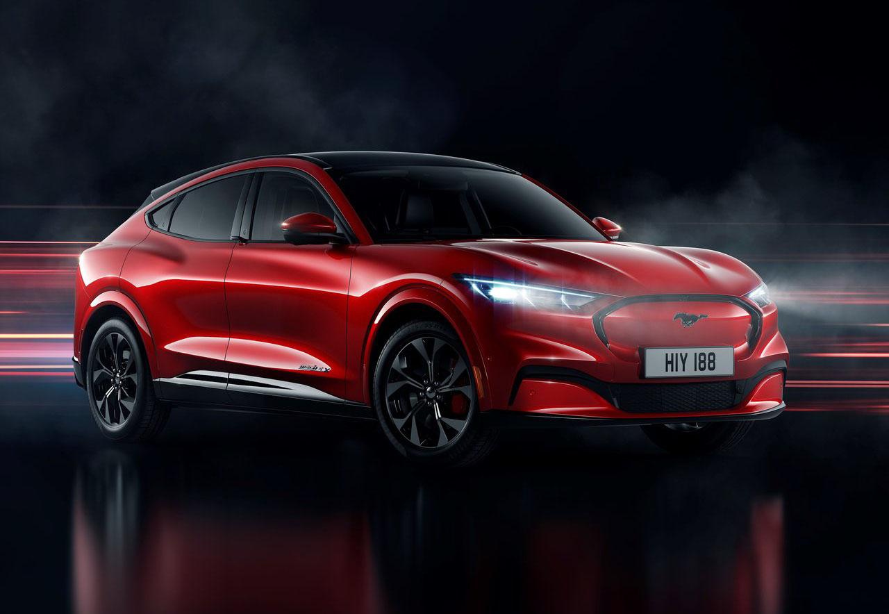 La Mustang Mach-E será producida en México