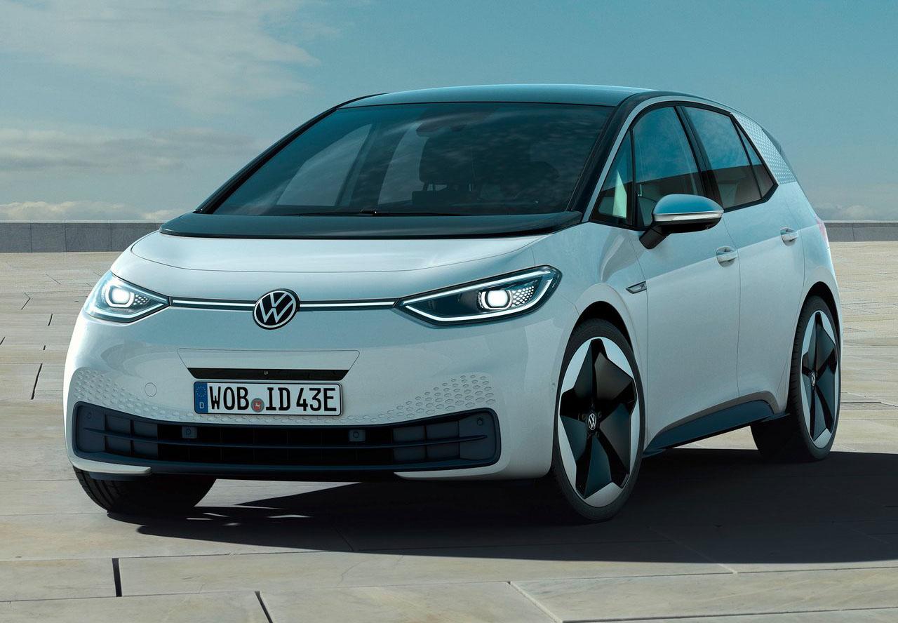 El Volkswagen ID.3 será parte de la gama eléctrica de la marca