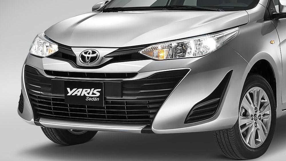 Toyota yaris 2019 precio mexico