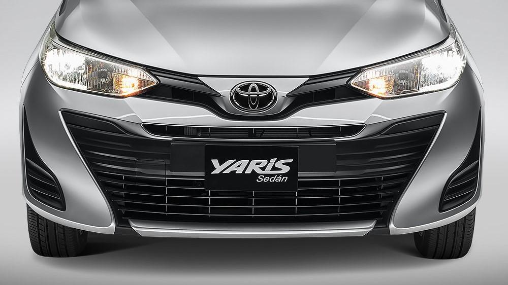 El Toyota Yaris 2020 precio presenta una oferta básica en casi todos los apartados
