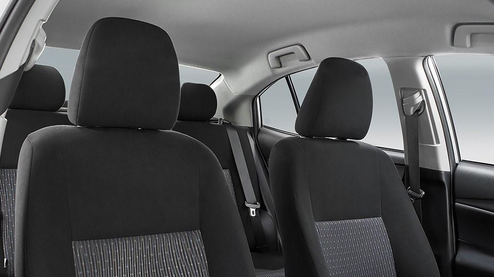 Entre las virtudes del Toyota Yaris 2020 precio se encuentra su habitáculo espacioso