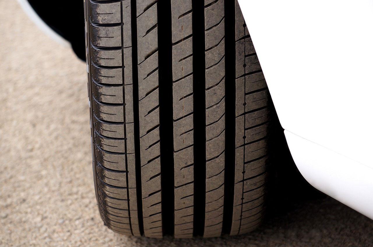 Los neumáticos pueden ofrecer datos para la conducción