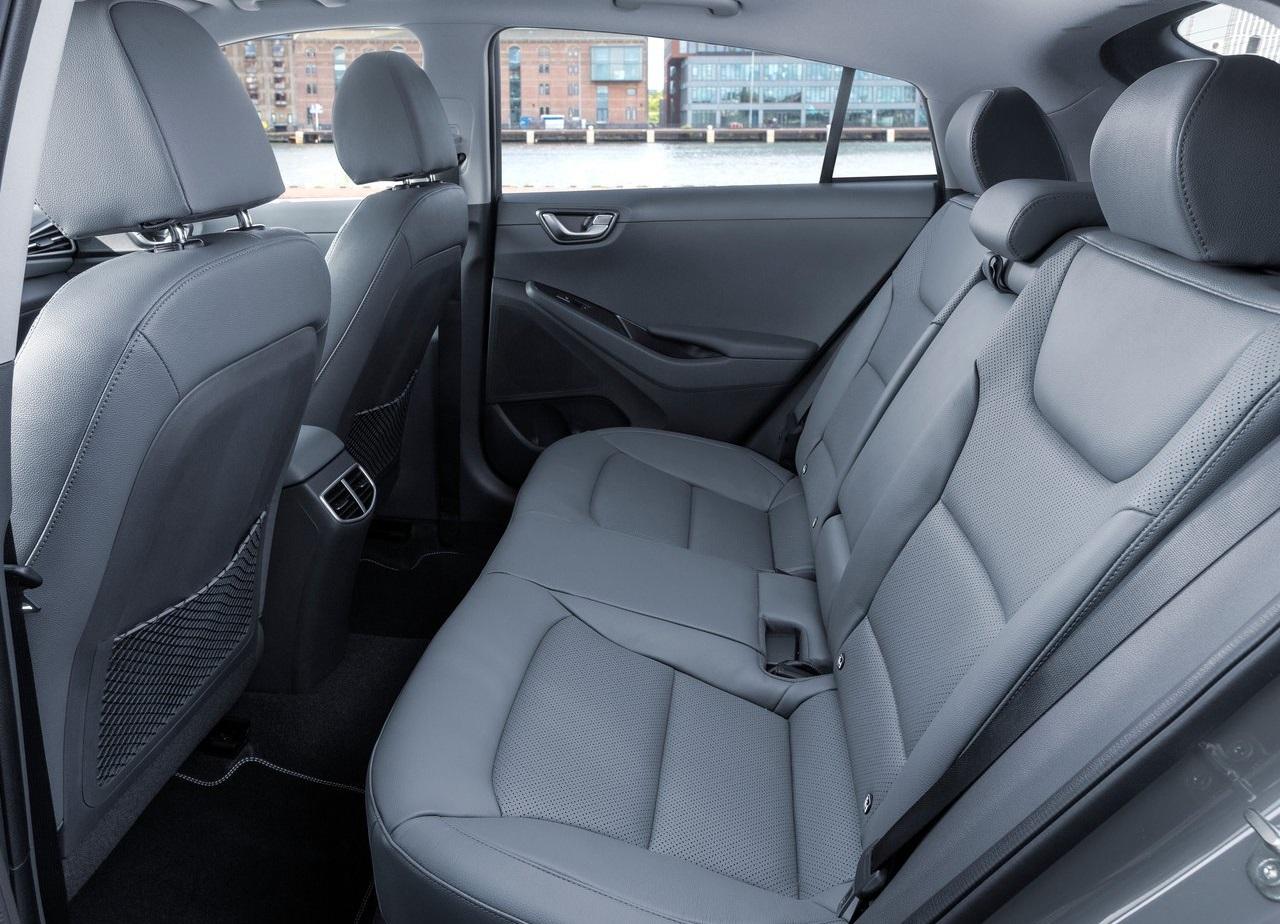 Hyundai Ioniq Limited 2020 resena opiniones