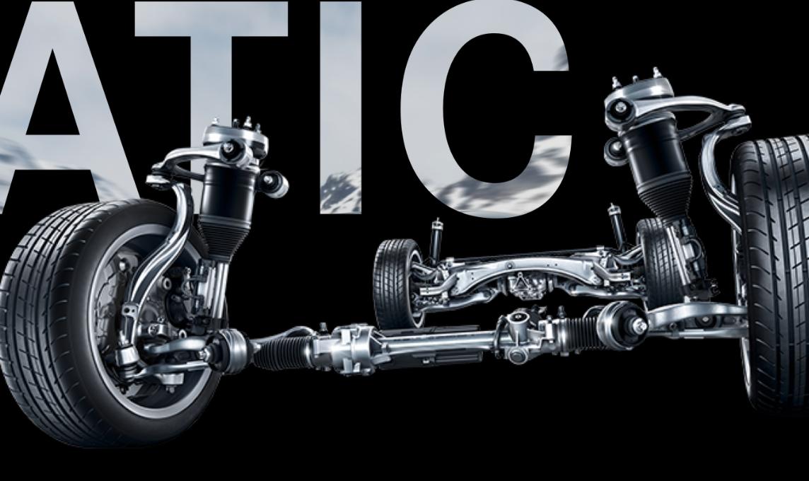 La tecnología 4MATIC Fully-Variable es un paso adelante de su eficiente sistema de tracción