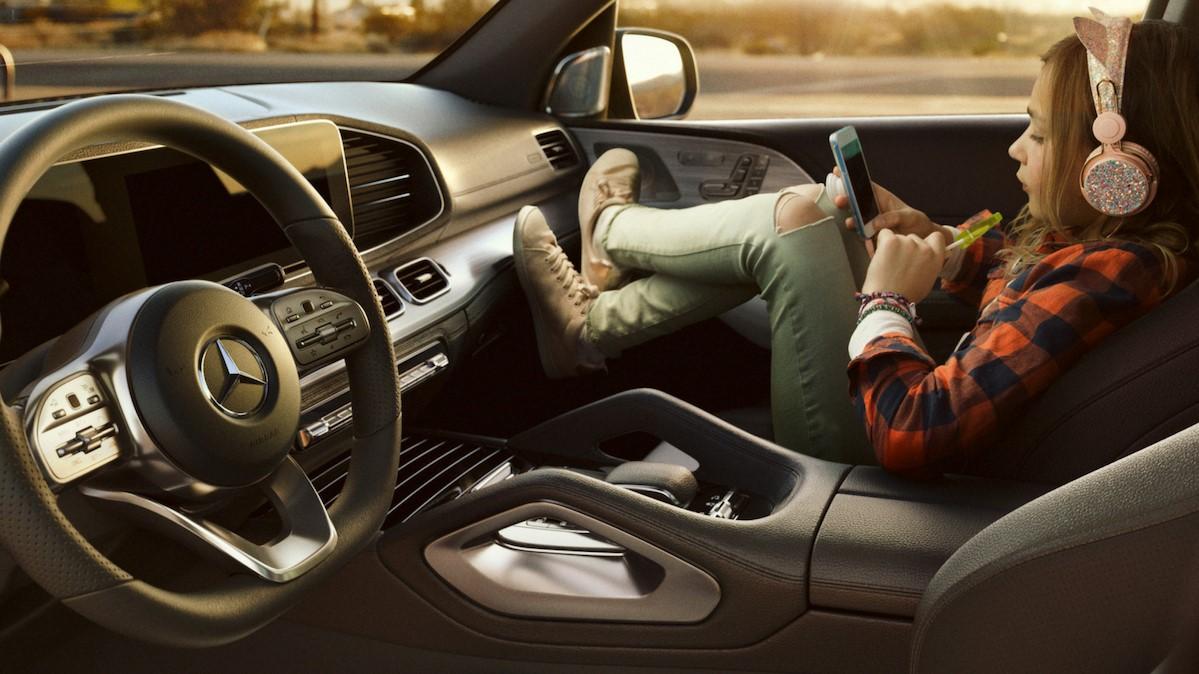 Mercedes-Benz busca soluciones personalizadas en favor del confort