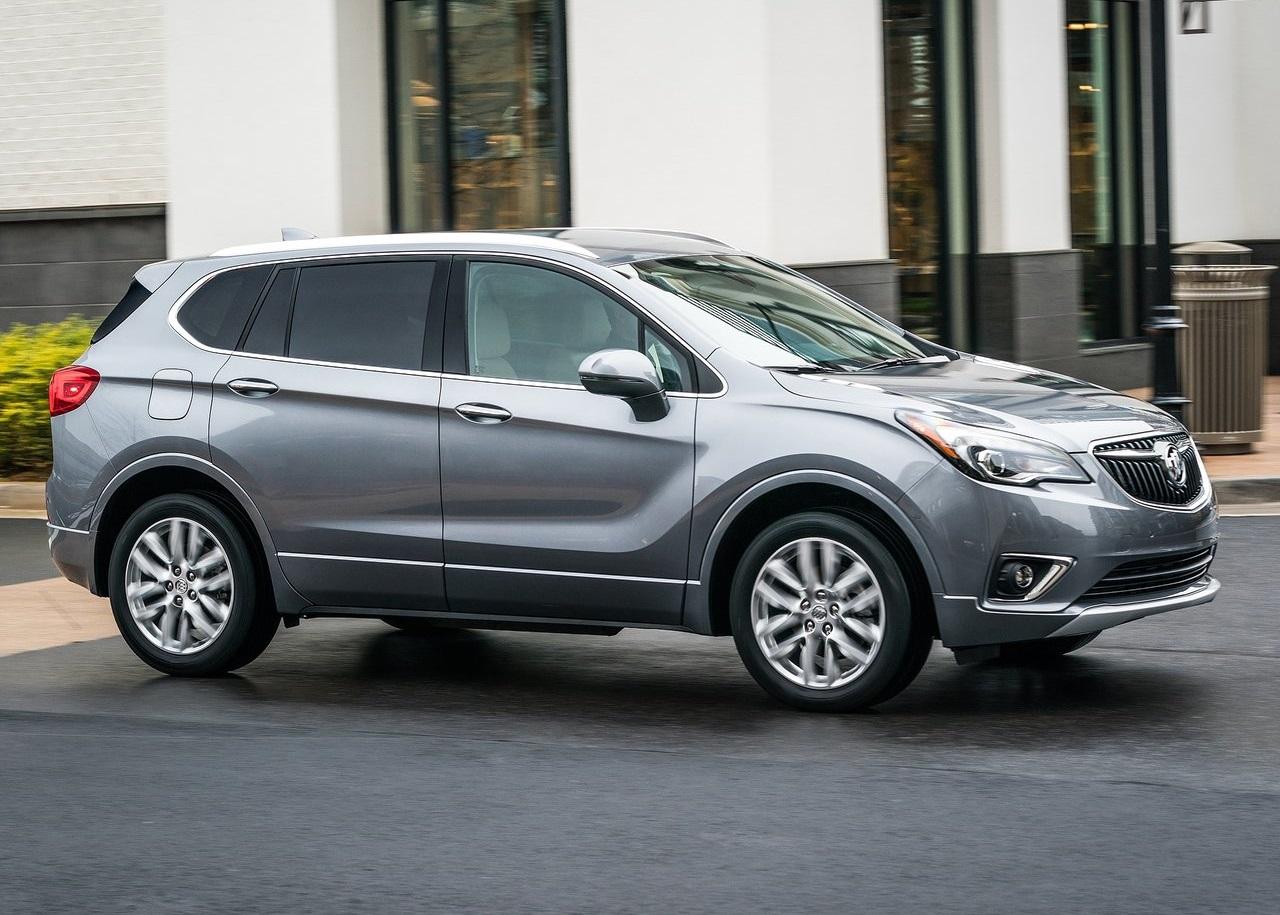 Buick Envision CXL 2020 resena opiniones