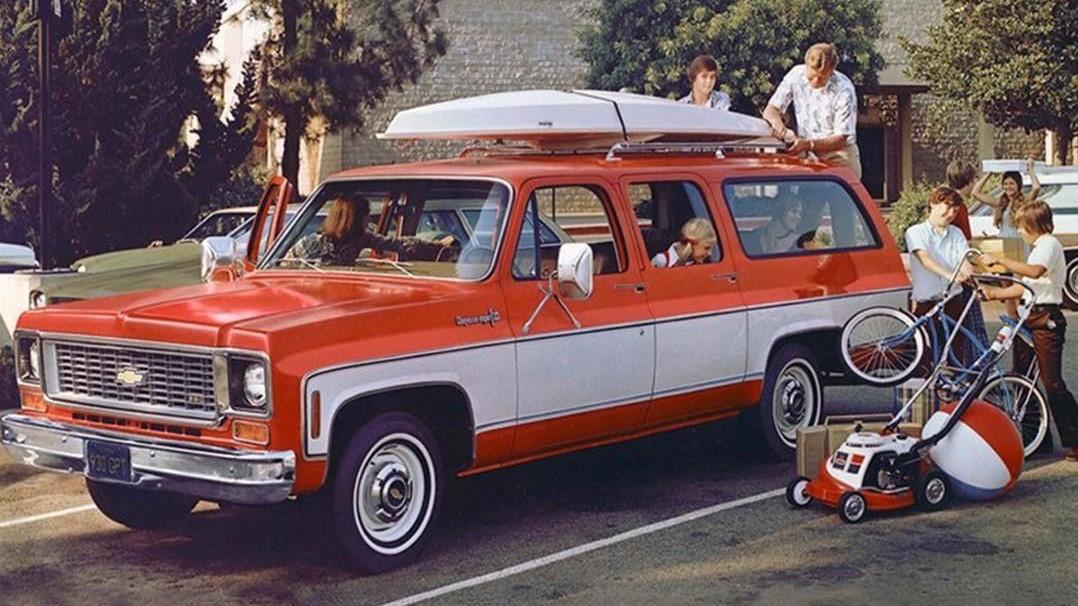La Chevrolet Suburban entró en fase de producción en 1935
