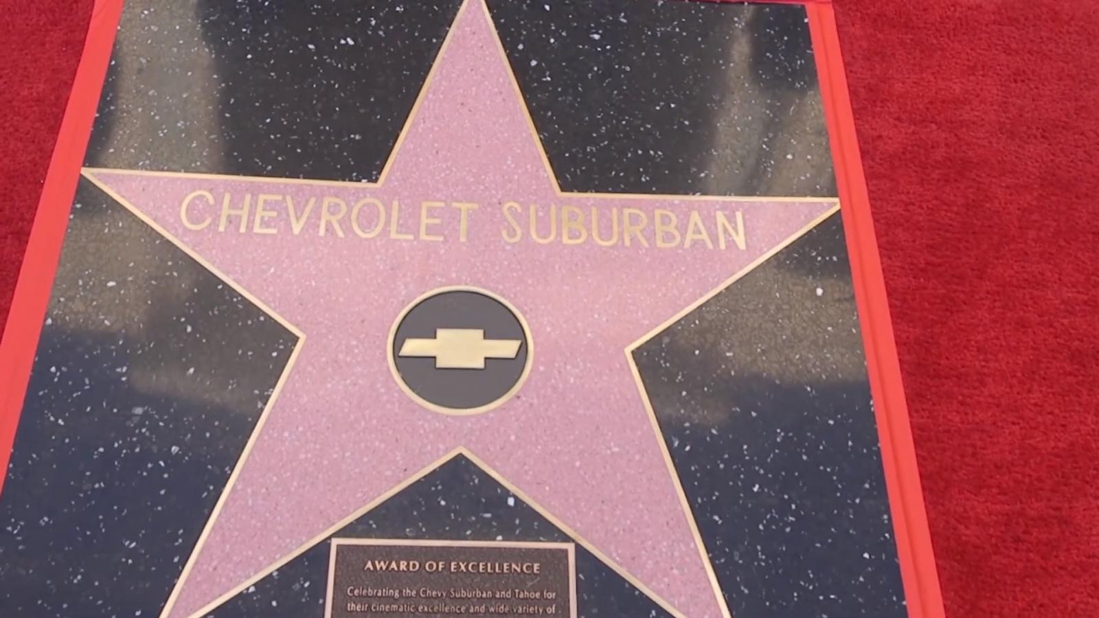 La Chevrolet Suburban tiene una gran historia en el séptimo arte
