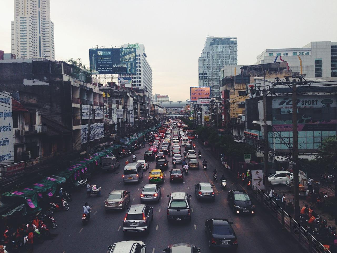 El tráfico aumenta el diciembre