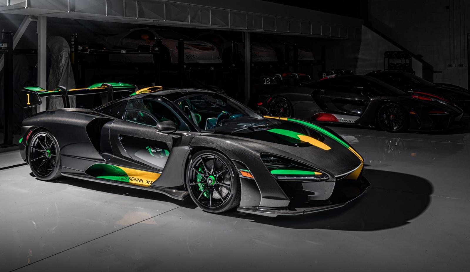 McLaren Senna XP 2020