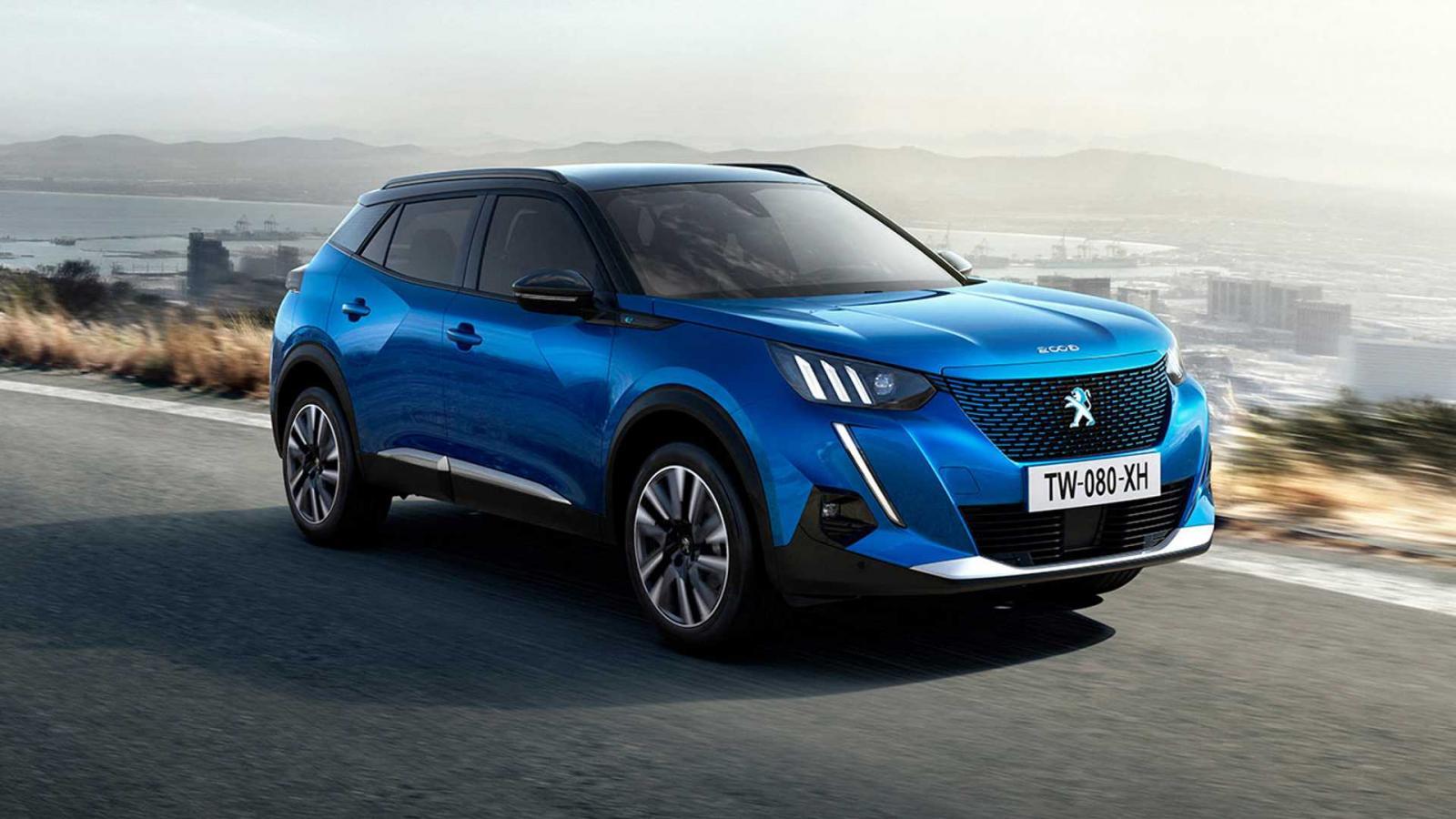 Peugeot e 2008 2020