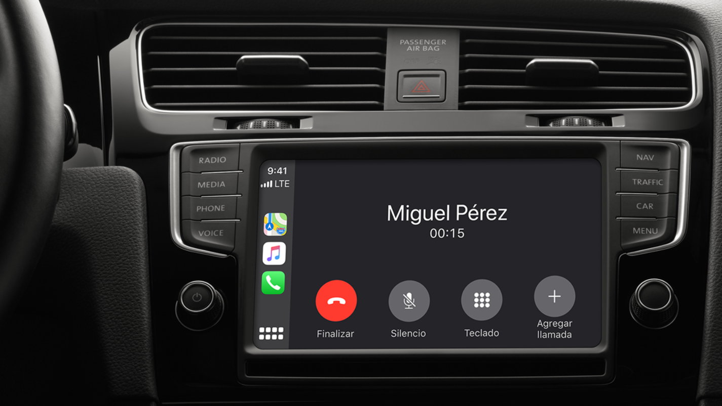 Siri nos facilitará la vida a bordo del vehículo