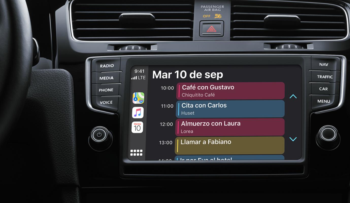 Aprovecha la aplicación de Calendario, una app que recibió una mejora importante a raíz de la actualización de iOS 13