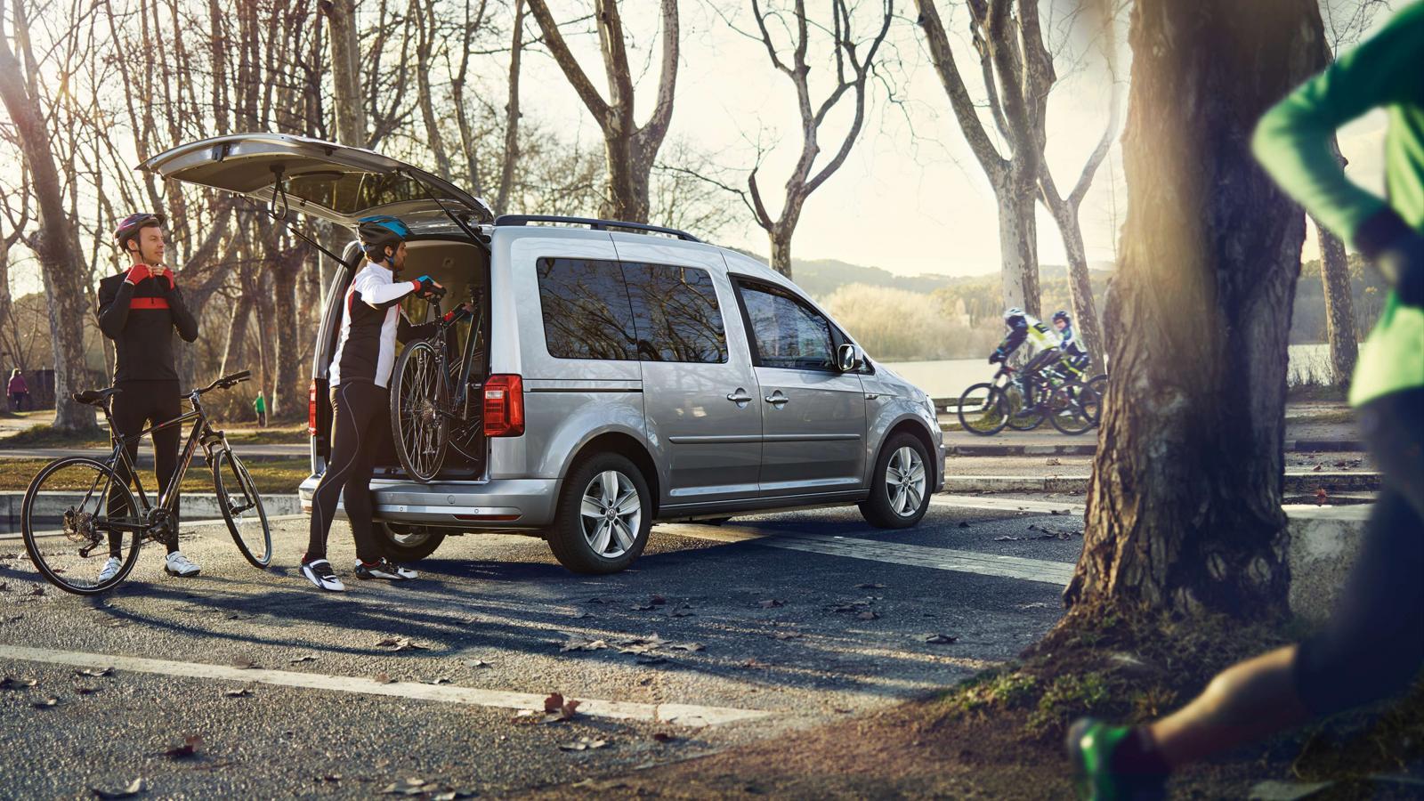 La Volkswagen Caddy 2020 precio se vende en 4 versiones en el país