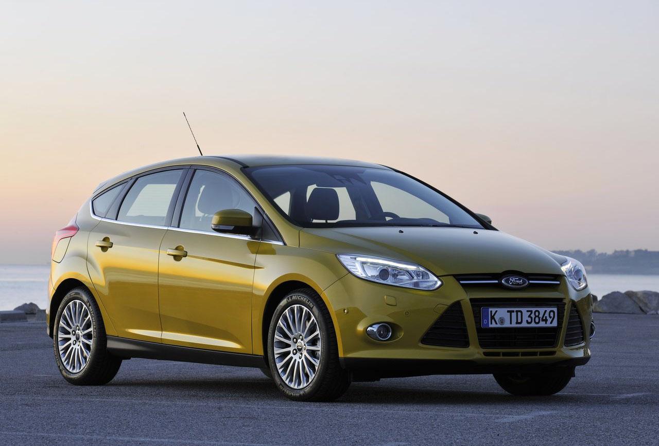 El Ford Focus de 2011 tenía problemas en la caja