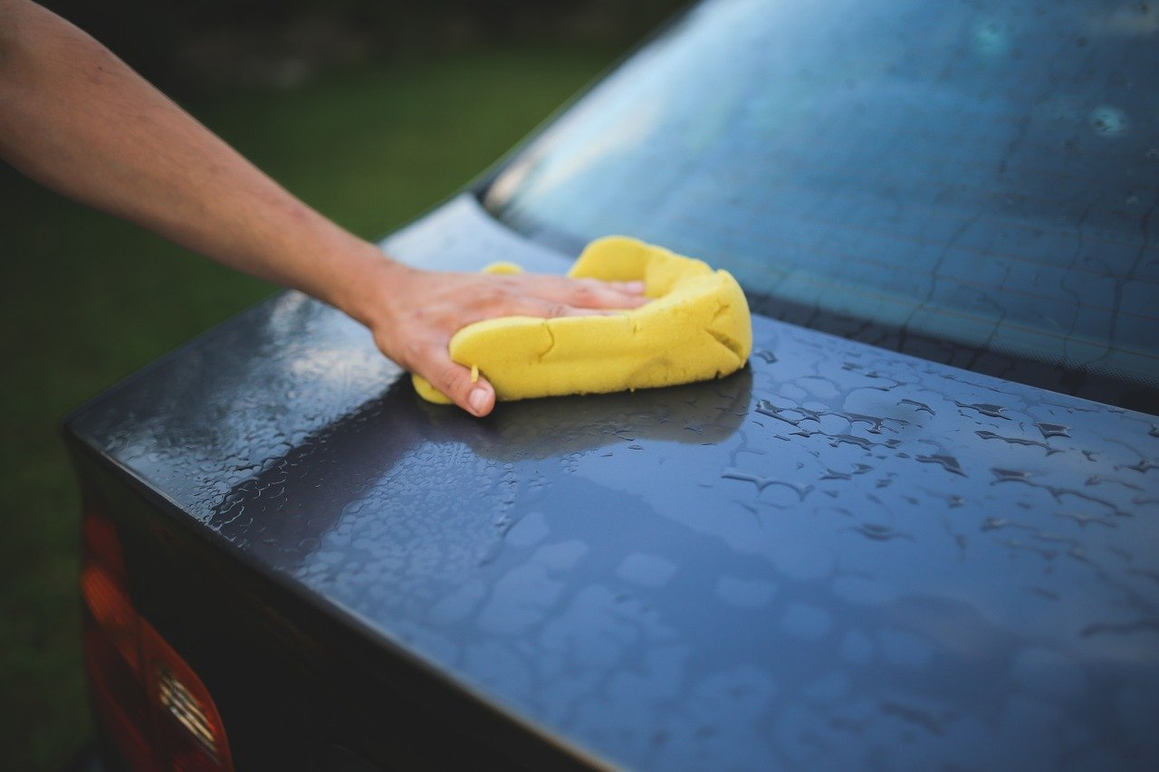 Como reparar pintura de auto quemada por el sol