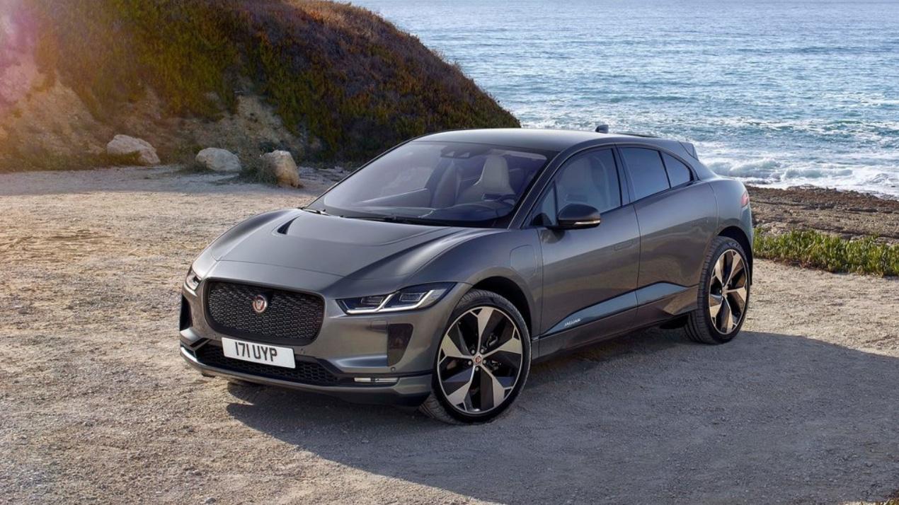 La Jaguar I-Pace aumentó 20 kilómetros de autonomía tras la actualización