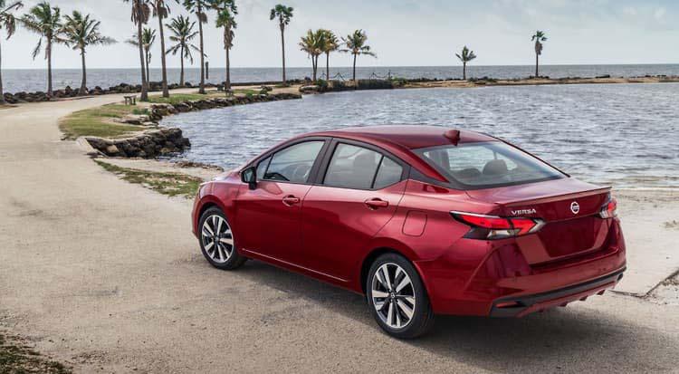 El Nissan Versa Platinum 2020 es de los más vendidos en México
