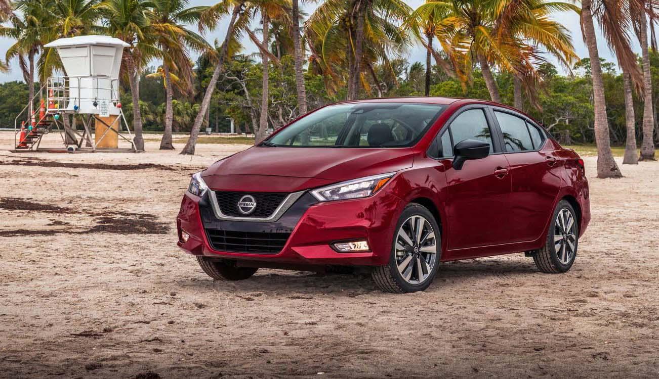 El Nissan Versa Platinum 2020 está estrenando generación
