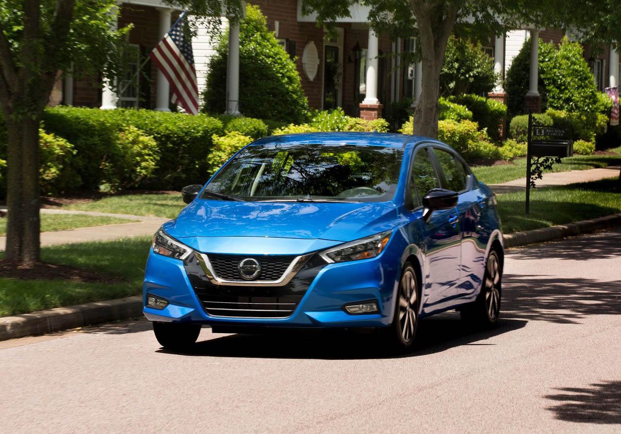 El Nissan Versa estrena generación