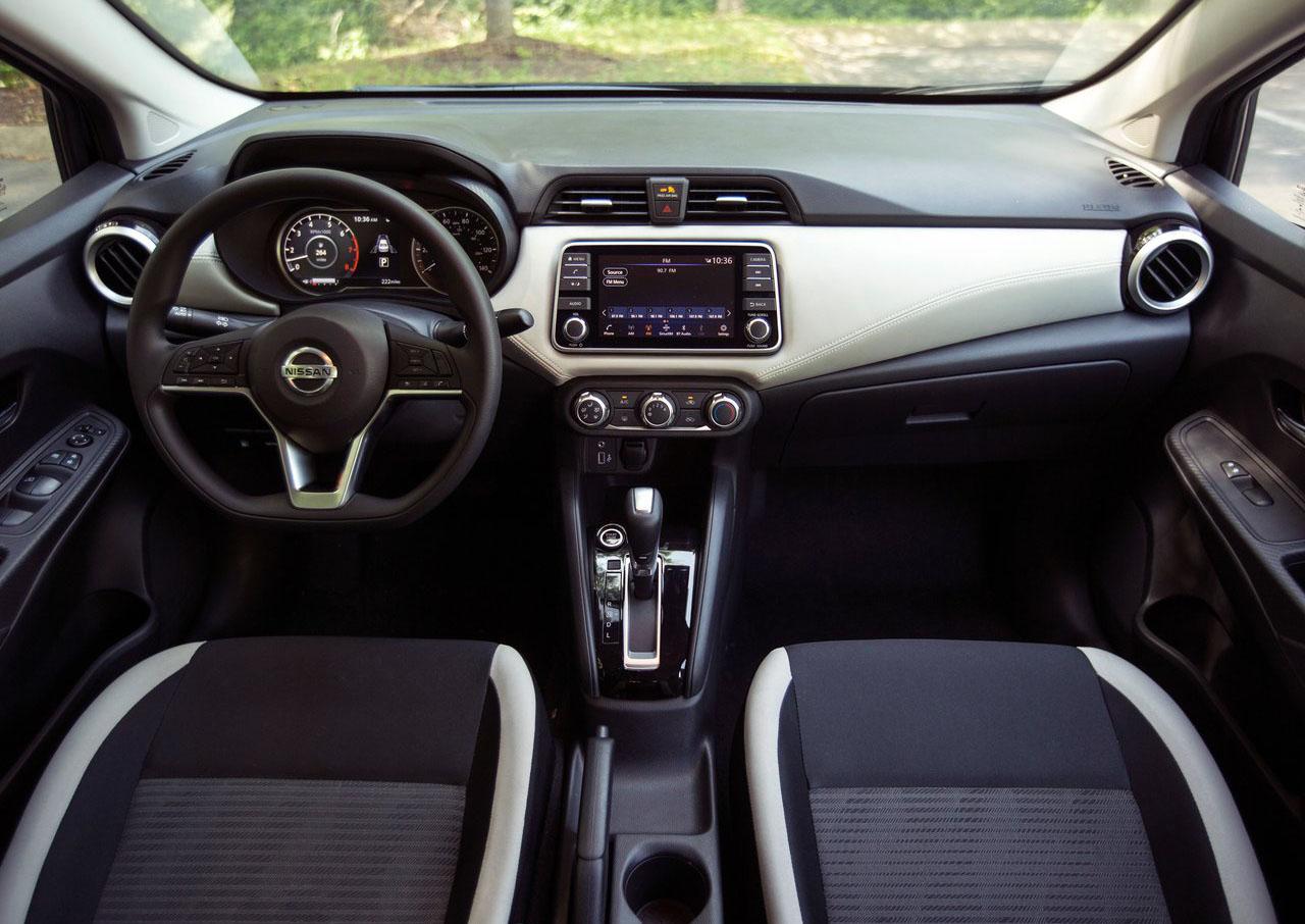 El Nissan Versa Platinum 2020 tiene mejor tecnología