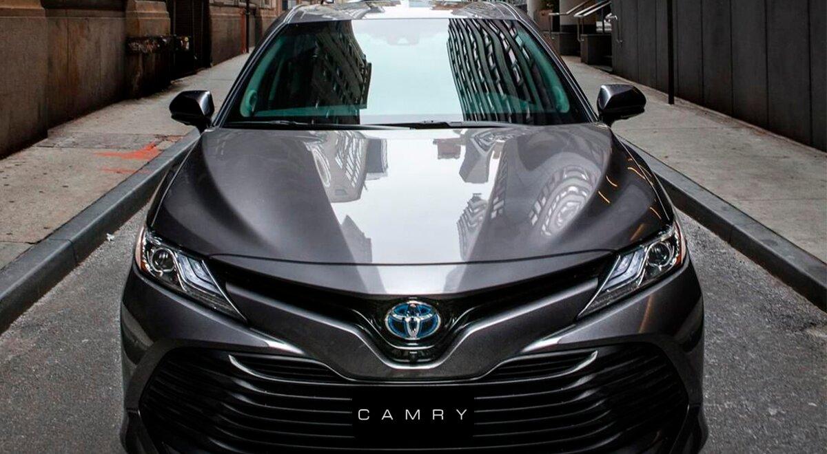 Toyota Camry Hybrid 2020 resena opiniones paquete de seguridad luce completo