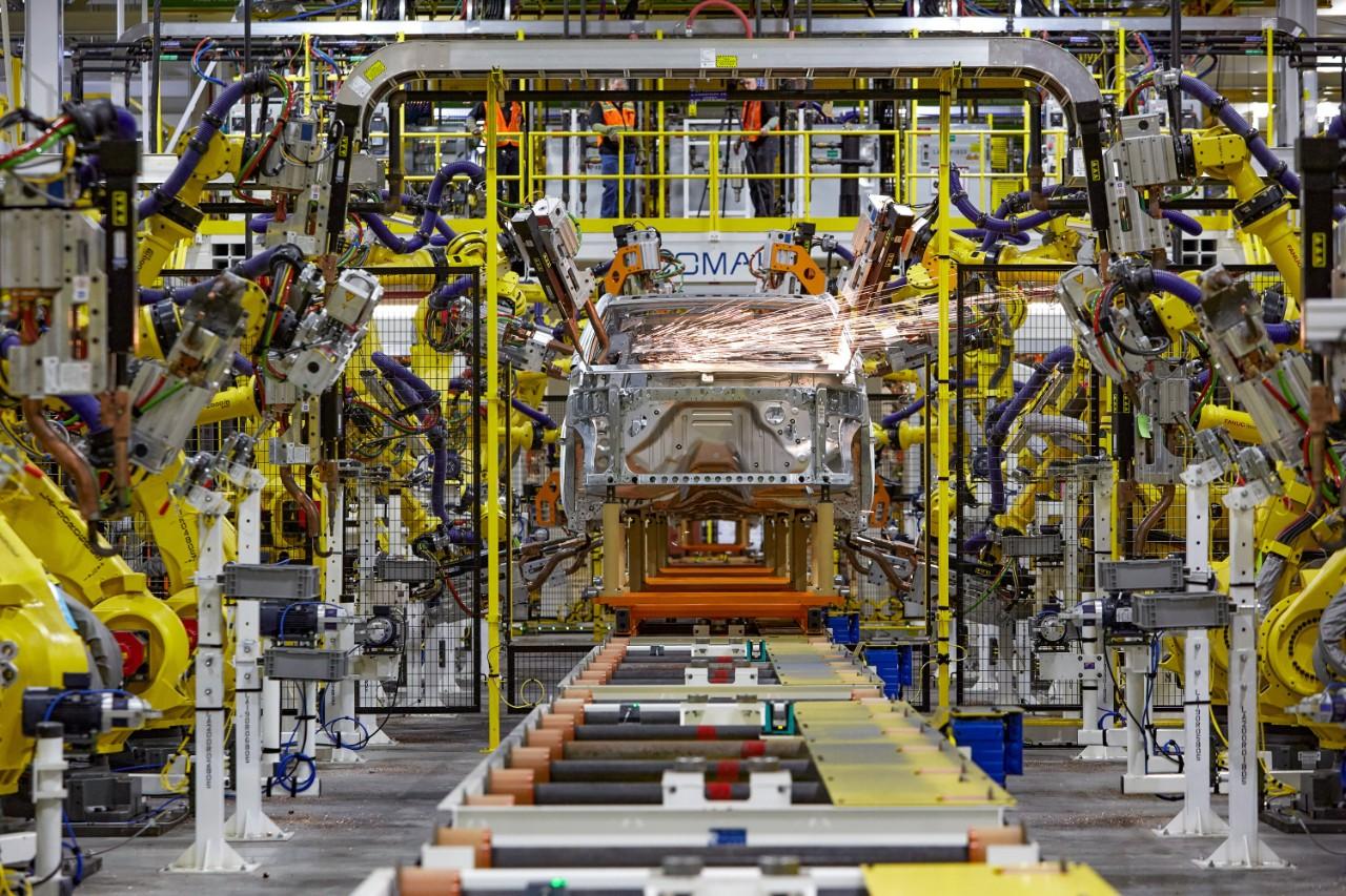 GM taller carrocerías