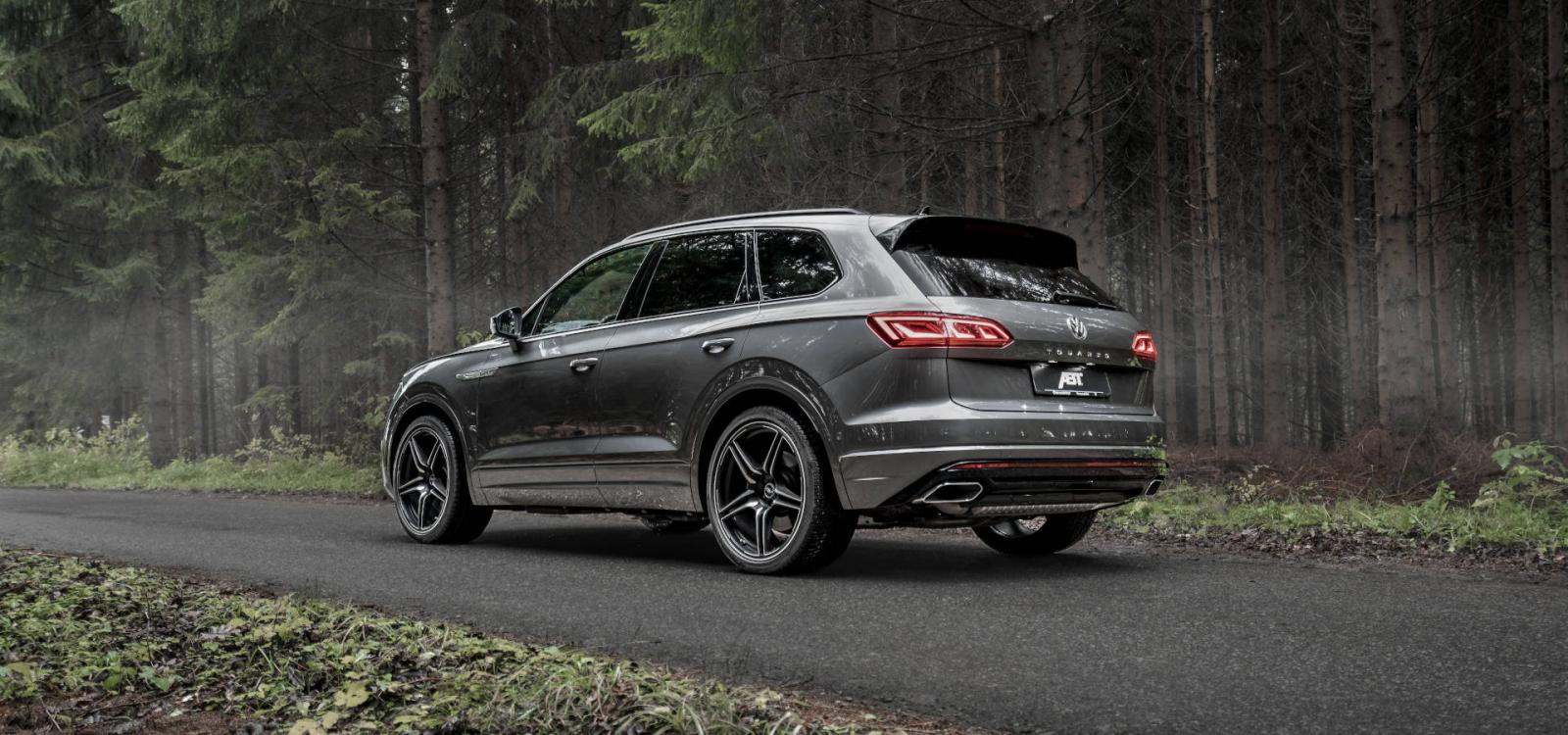 Volkswagen Touareg by ABT