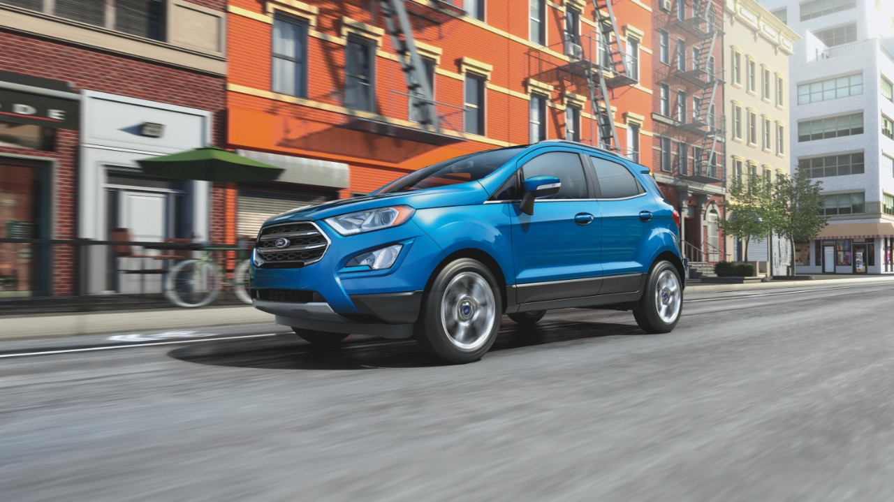Ford EcoSport Titanium 2020 resena opiniones