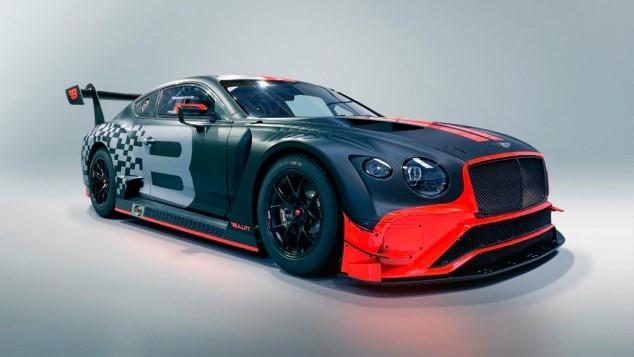 Bullitt Racing incursionará en esta categoría con el Bentley Continental GT3