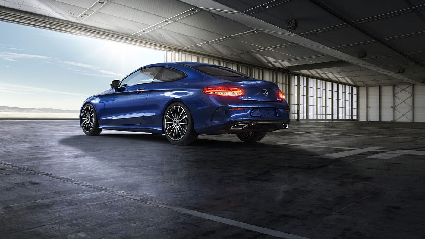 Mercedes-Benz C 200 Coupé 2020 resena opiniones