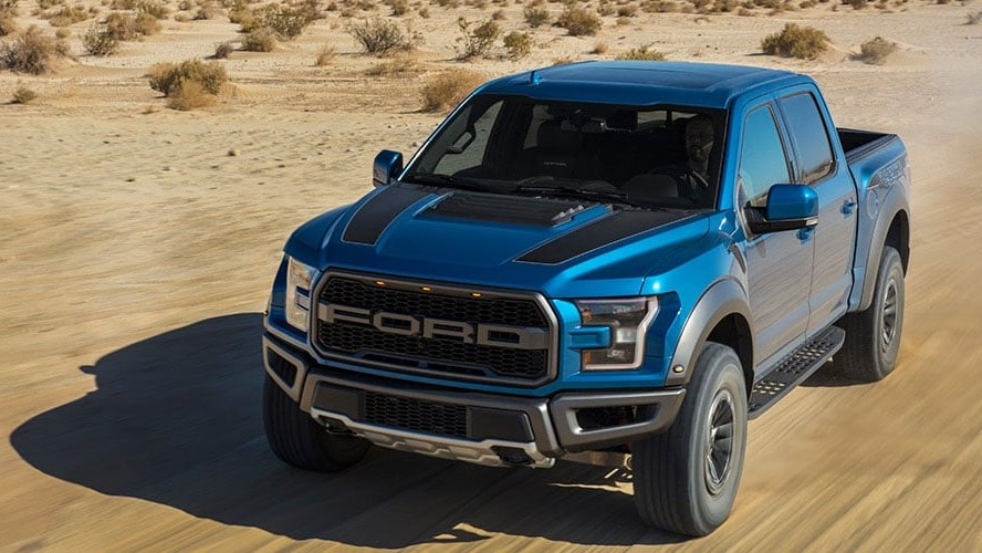 La Ford Raptor 2020 precio está disponible en 2 versiones en el país