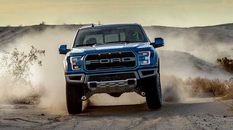 La Ford Raptor 2020 precio es una pick-up imponente