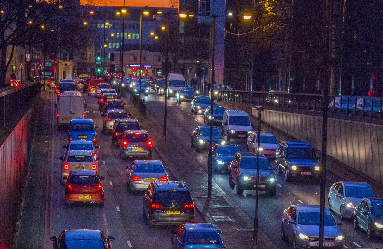 El tráfico en diciembre es una pesadilla