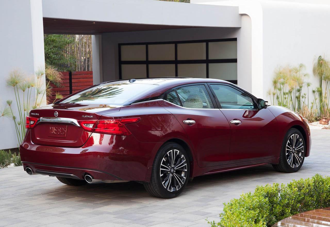 El Nissan Maximaque se deben revisar son del 2016 al 2018