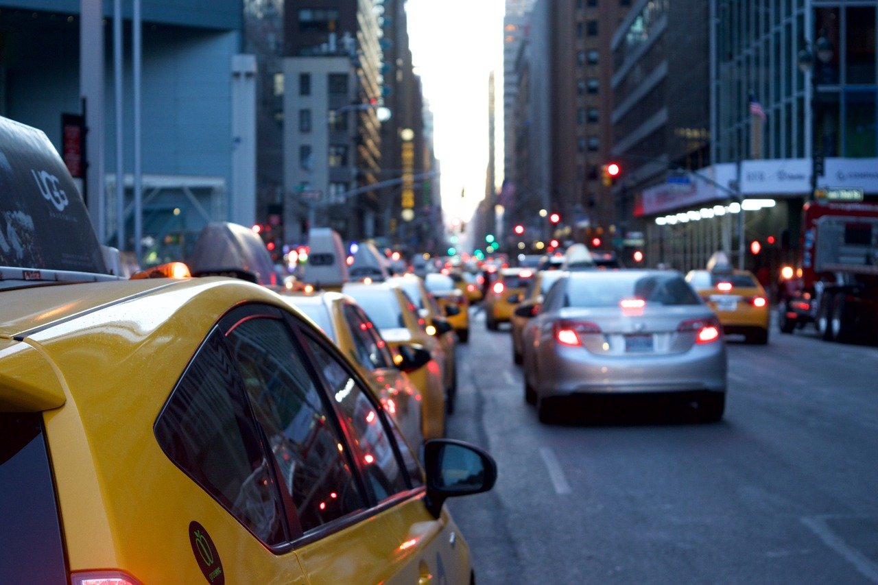 El tráfico en esta temporada se vuelve más caótico
