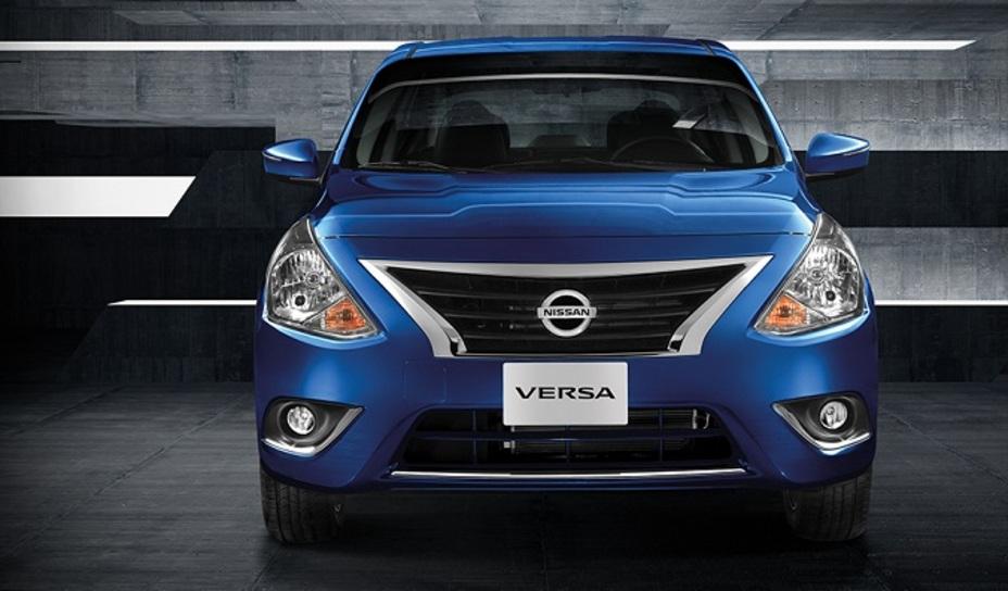 Nissan Versa Go 2019 precio en México