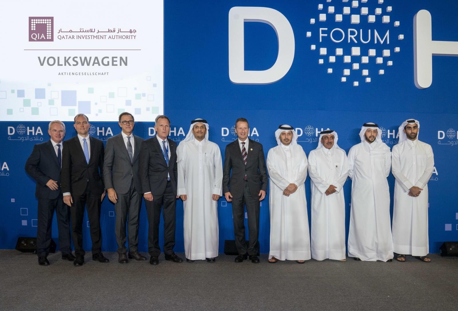 Volkswagen y Qatar quieren revolucionar el transporte público