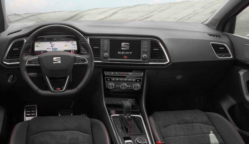 El SEAT León Cupra 2020 resena opiniones tiene interiores de gran calidad
