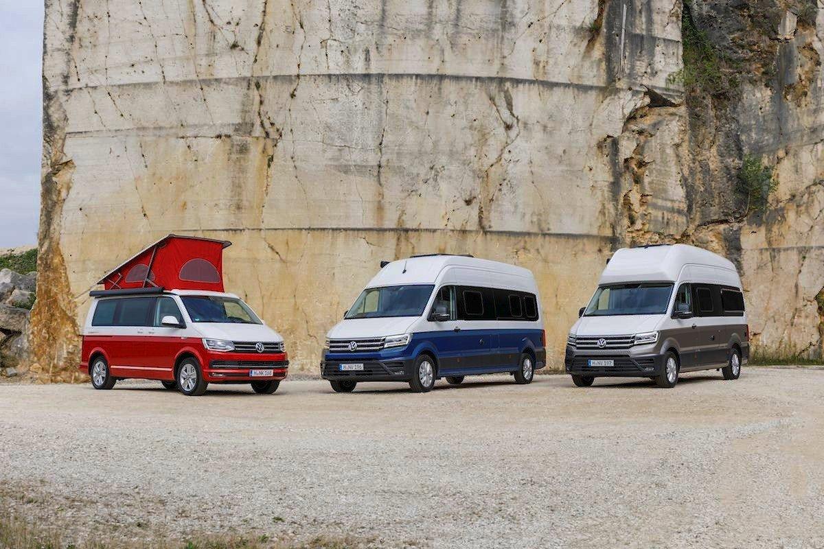 La Volkswagen Gran California tuvo mucho éxito en Europa
