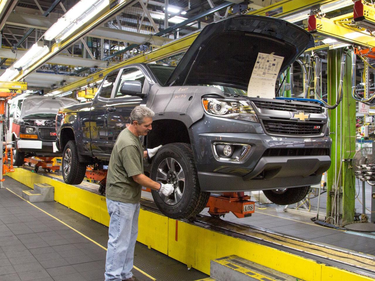 General Motors invierte para ser más eficiente