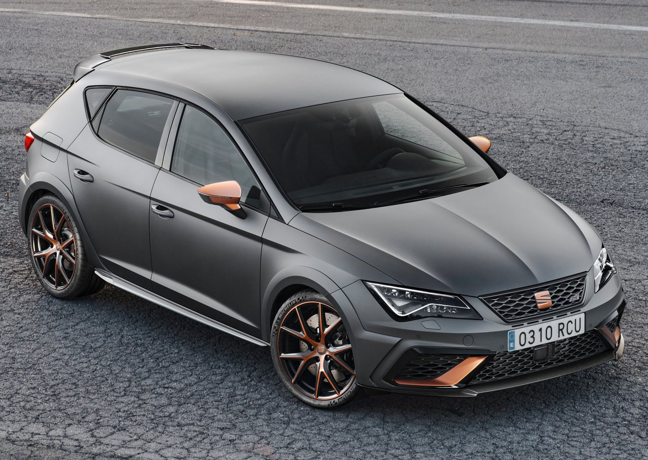El SEAT León Cupra 2020 resena opiniones es muy seguro