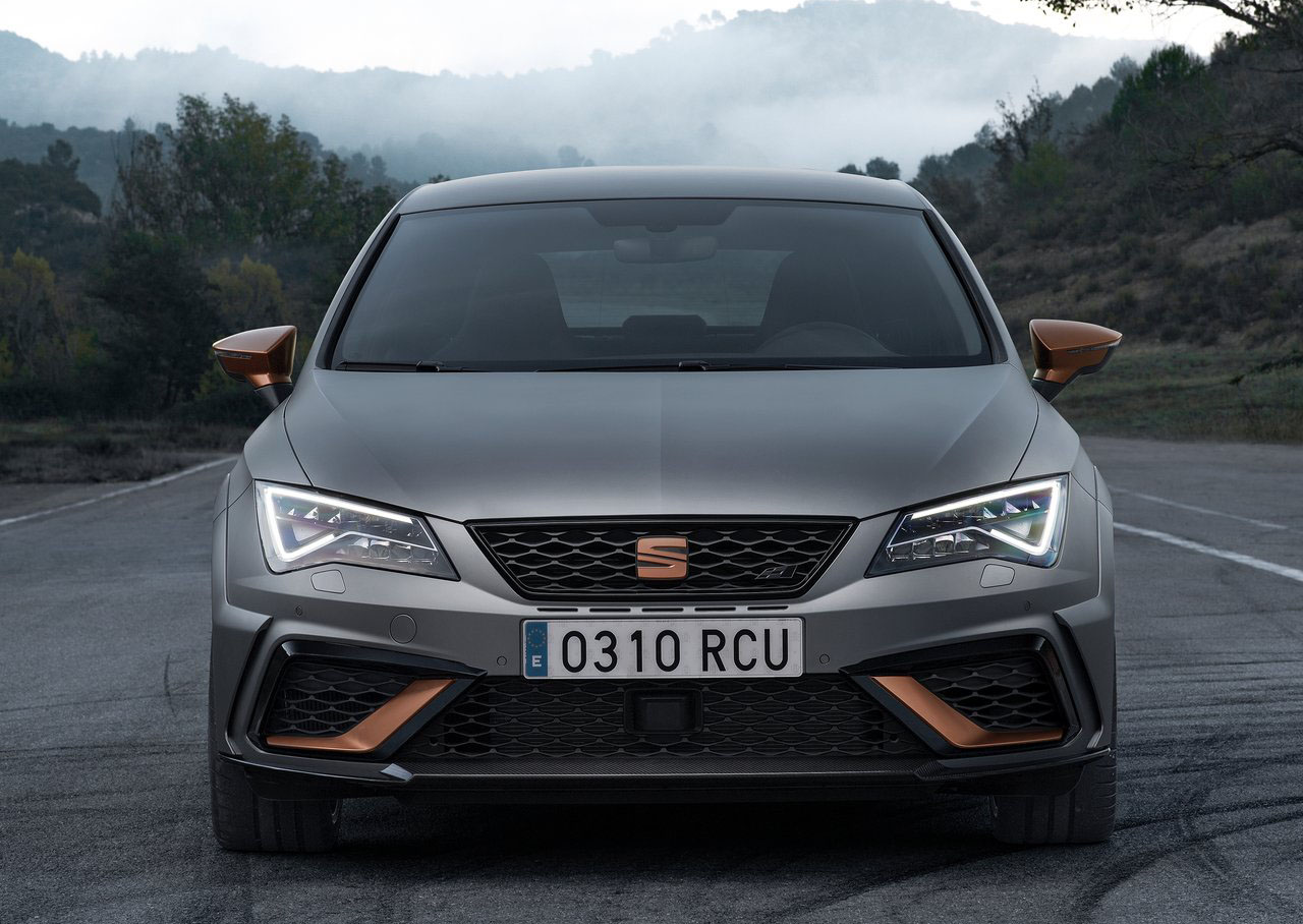 El SEAT León Cupra 2020 resena opiniones se distingue de otras versiones