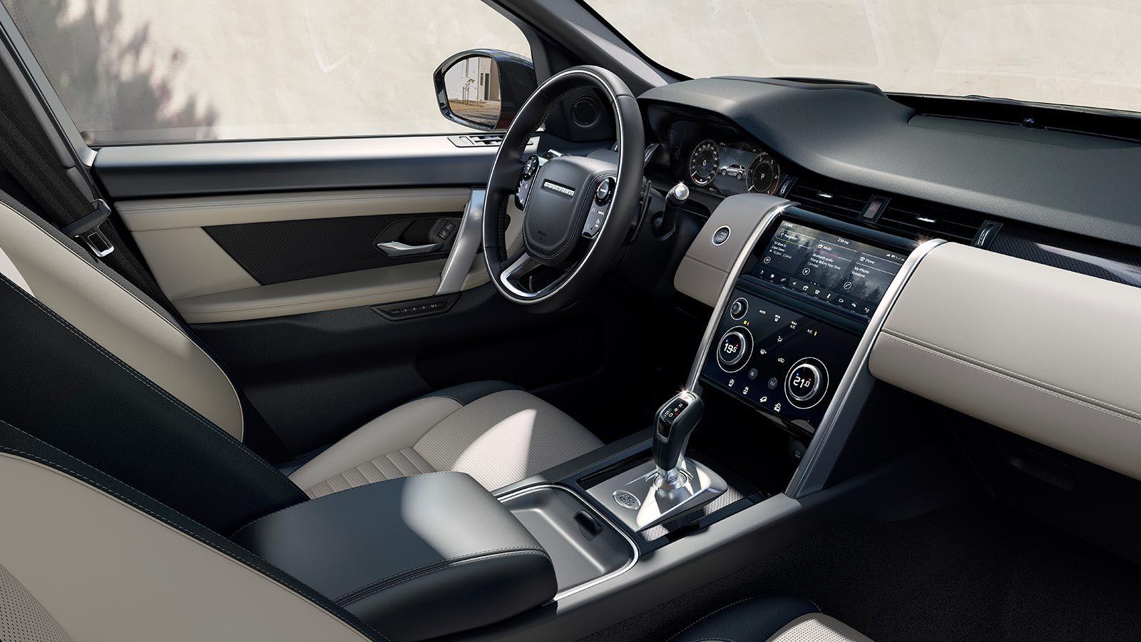 Land Rover Discovery Sport 2020 precio en México Luce como un modelo más completo, funcional y tecnológico