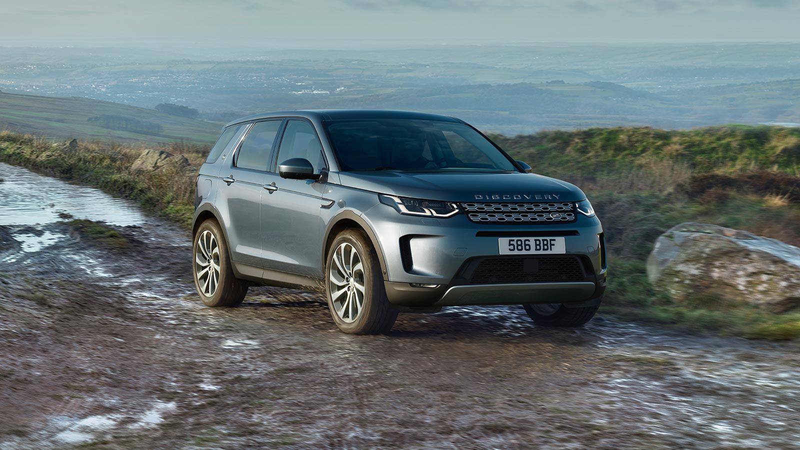 La Land Rover Discovery Sport 2020 precio en México presenta numerosos cambios estéticos y mecánicos