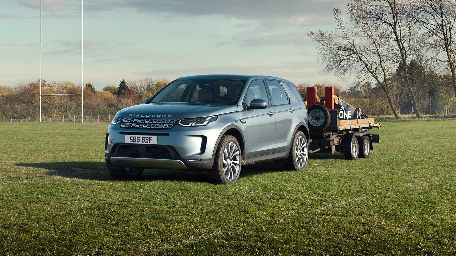 Land Rover Discovery Sport 2020 precio en México Se comercializan 5 versiones de este modelo en el país